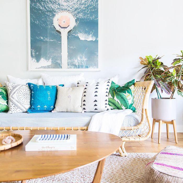 beach-inspired interior