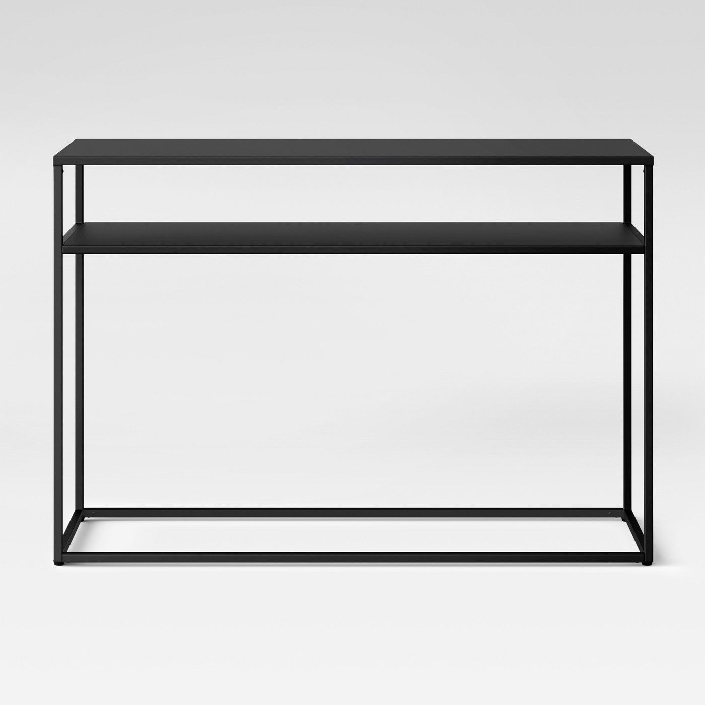 Glasgow Metal Console Table