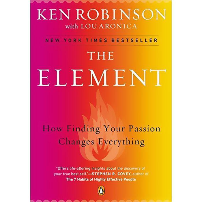 El elemento de Ken Robinson
