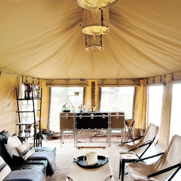 Safari Lodges