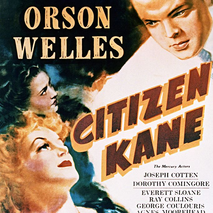 best black and white movies - citizen kane