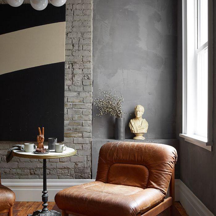 Leanne Ford: diseño de sala de estar