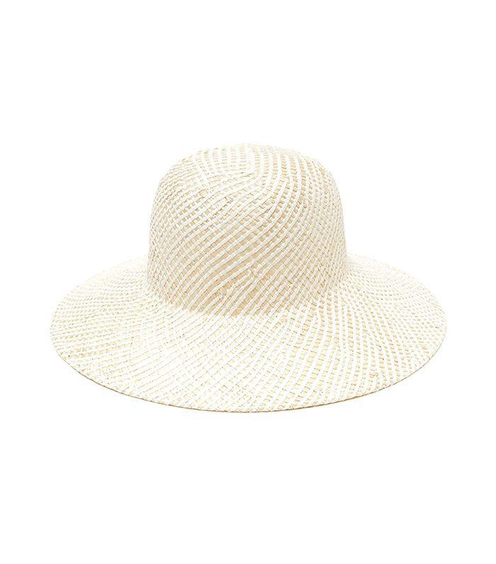Koh Hat in Straw Toyo Weave