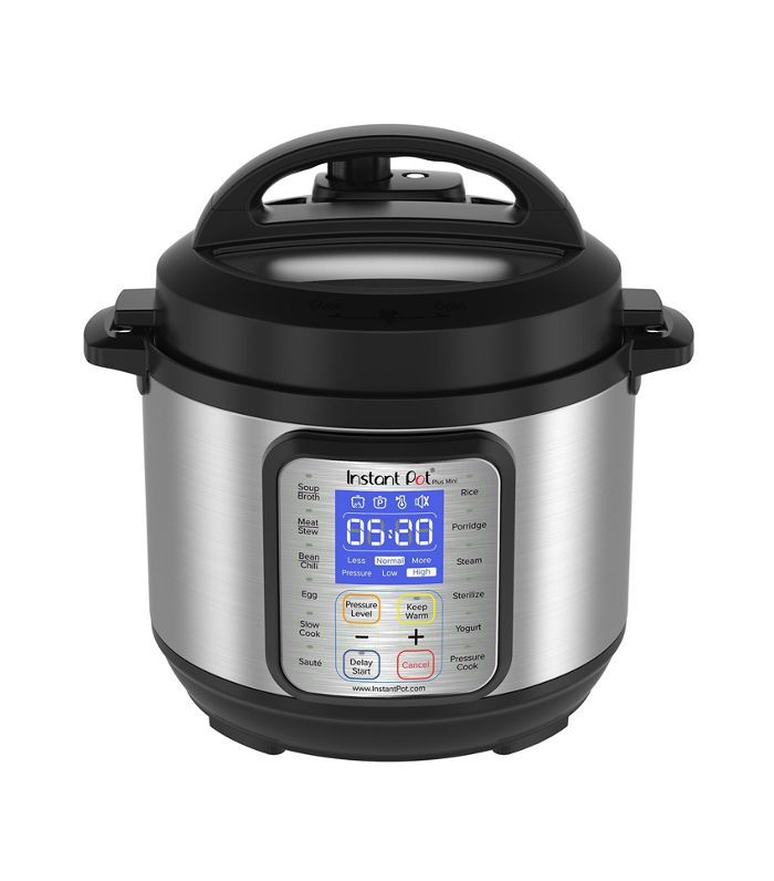 Instant Pot 9-in-1 Multi- Use Programmable Pressure Cooker