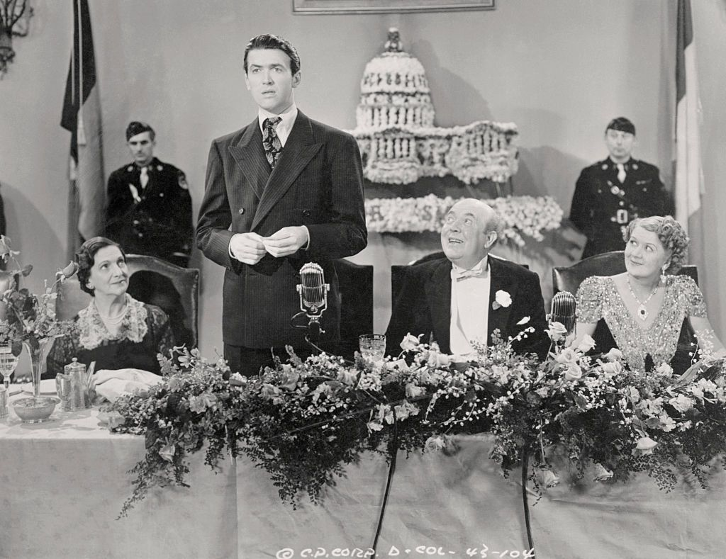 best black and white movies - mr. smith goes to washington