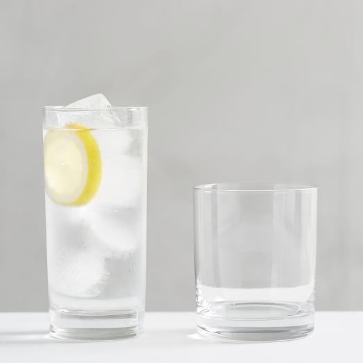 West Elm Design Crew Basics Cocktail Glasses (Set of 6)