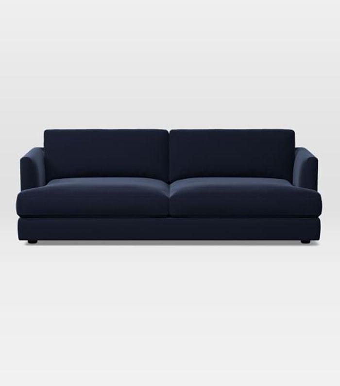 West Elm brand Haven sofa