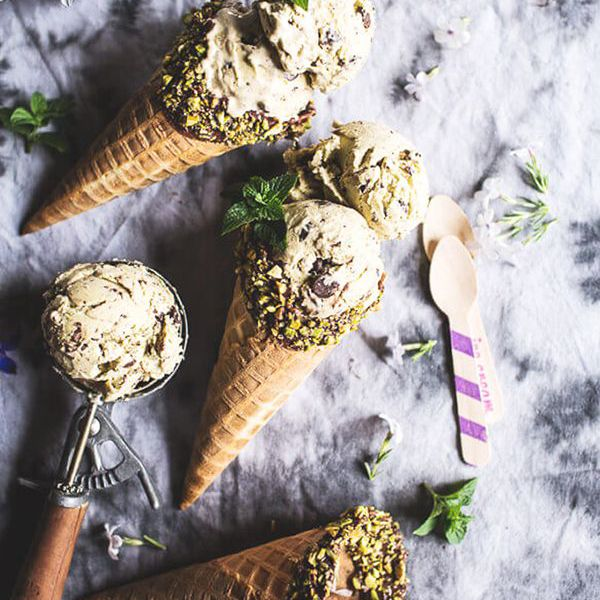 These 4 Low-Carb Ice Cream Recipes Are
