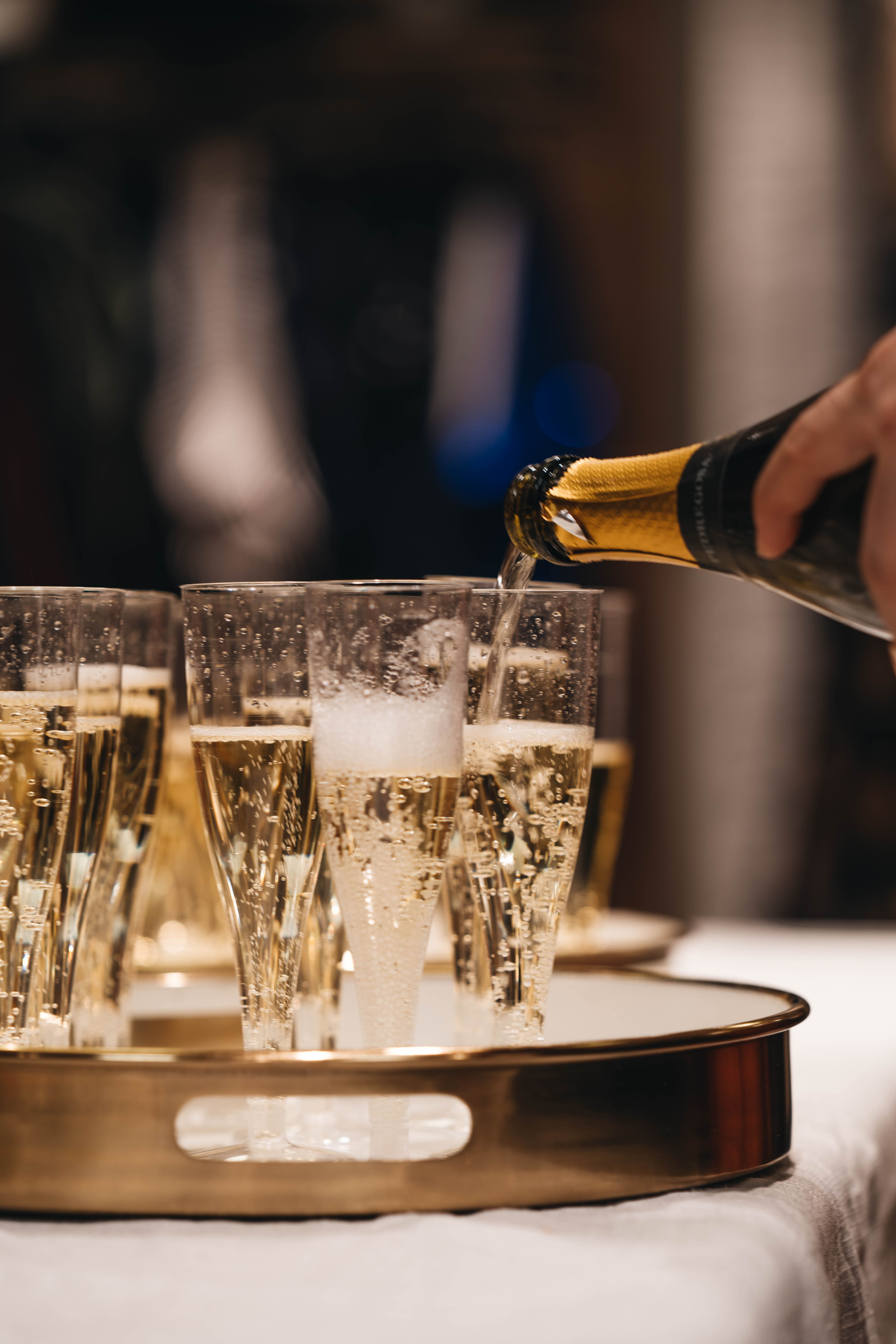 Afraid of Opening Champagne? Here's How to Do It Right