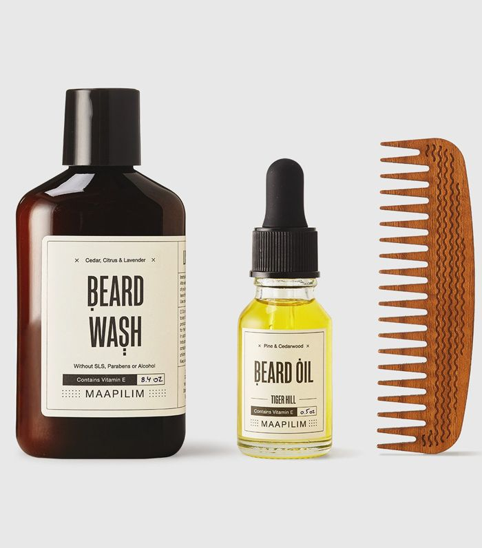 Maapilim Medium Beard Kit