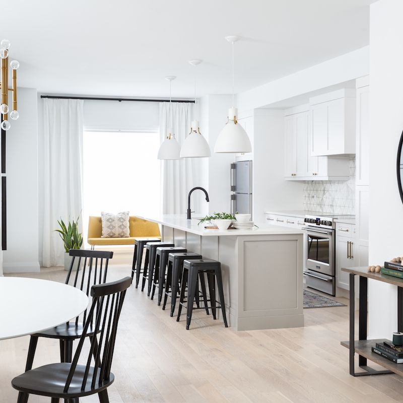 Open Floor Plan, How To Decorate Open Concept Living And Dining Room