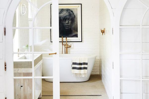 White Wall Paint Ideas