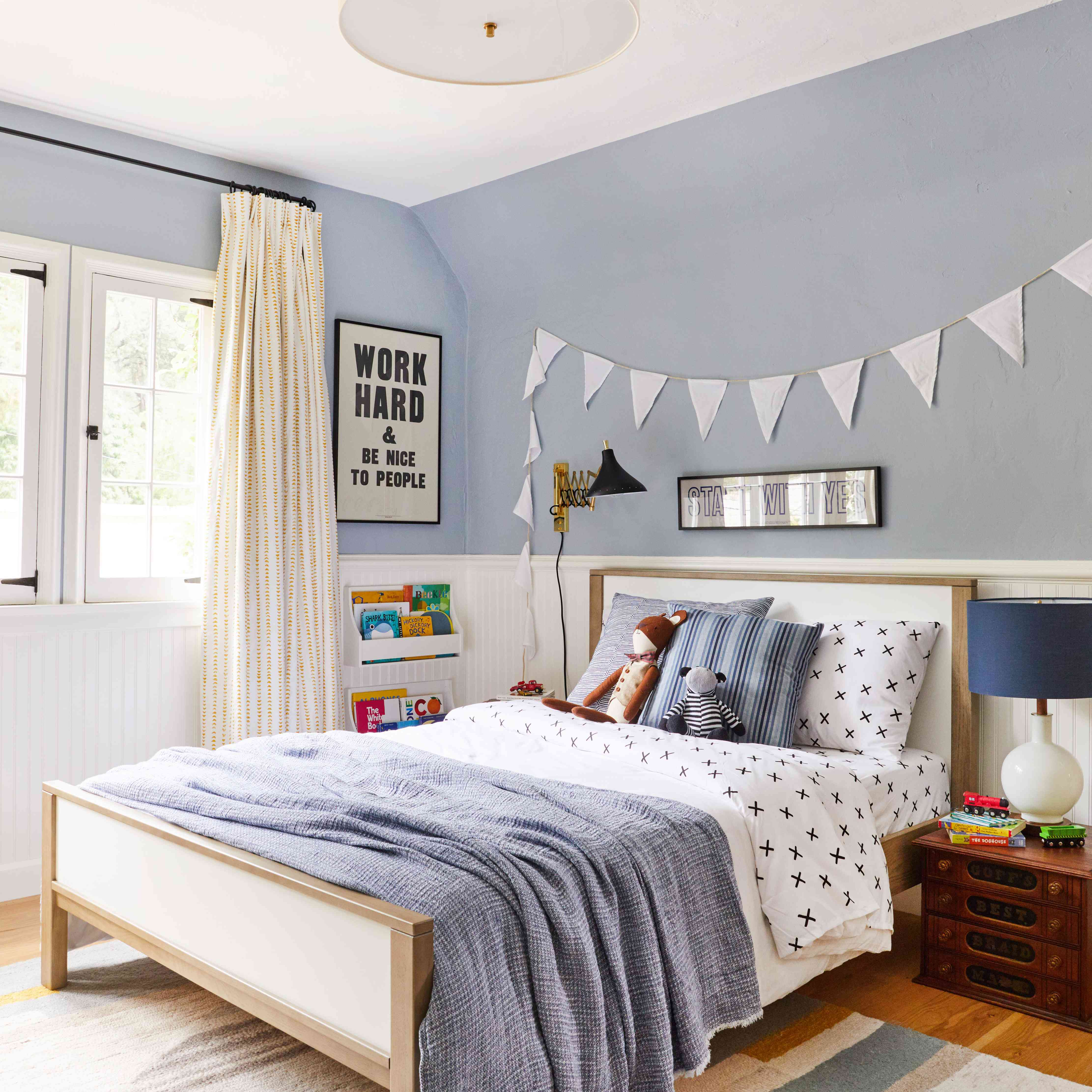 The Best Blue Gray Paint Colors Designers Always Use