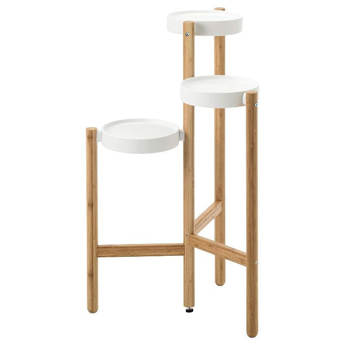 IKEA Bamboo Plant Stand
