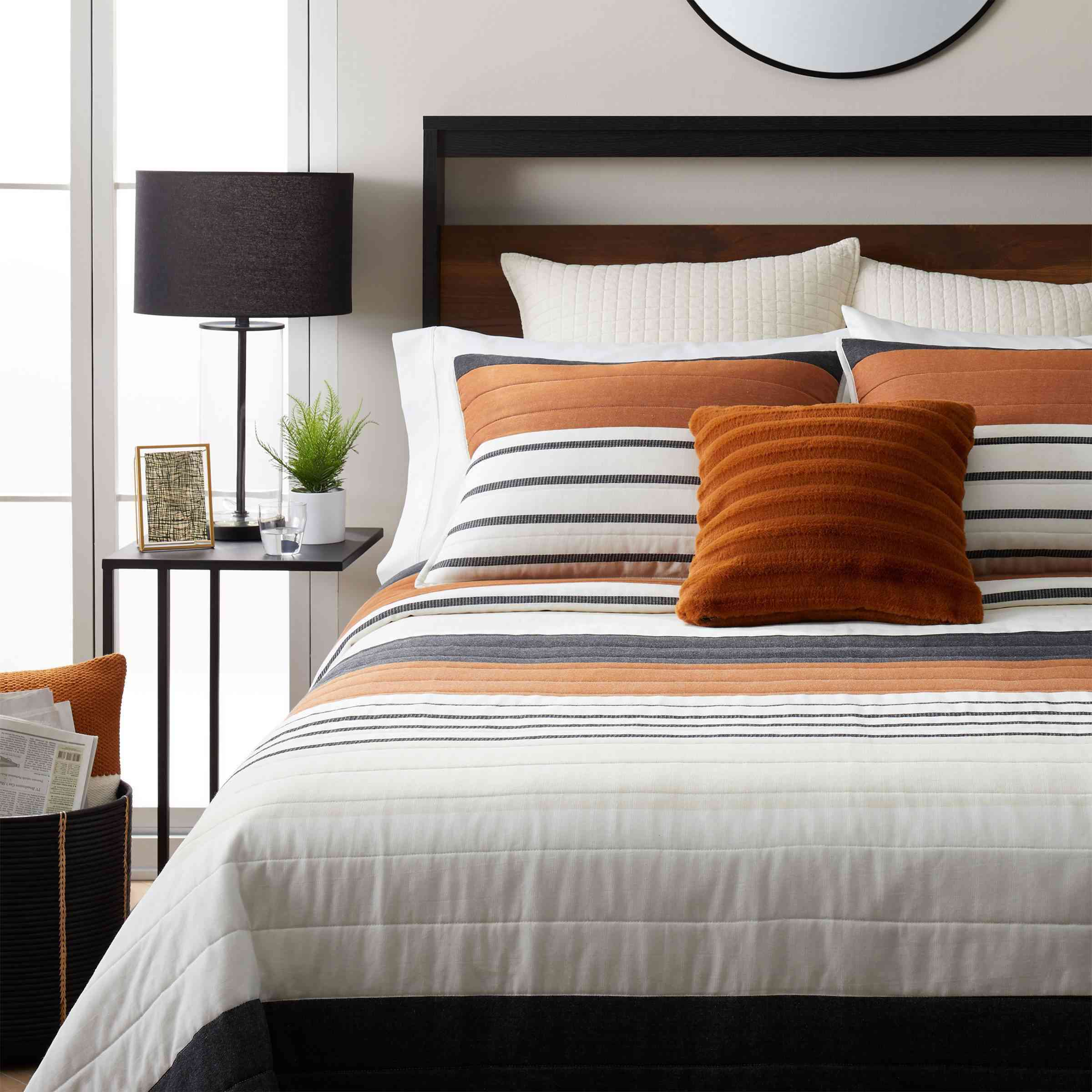 Exclusive: Nate Berkus's New Project 62 Bedding Landed at Target Just In Time for Fall