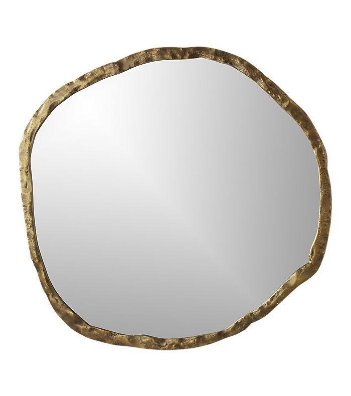 Abel Round Mirror 48