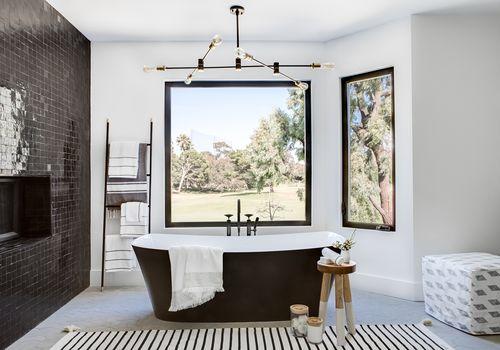 ideas de remodelación de baño