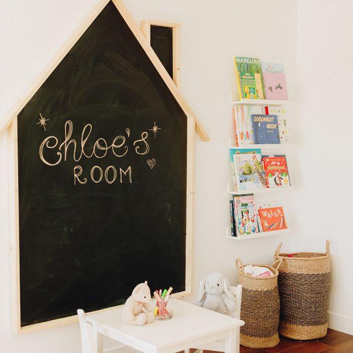 Chloe's bedroom—Chriselle Lim