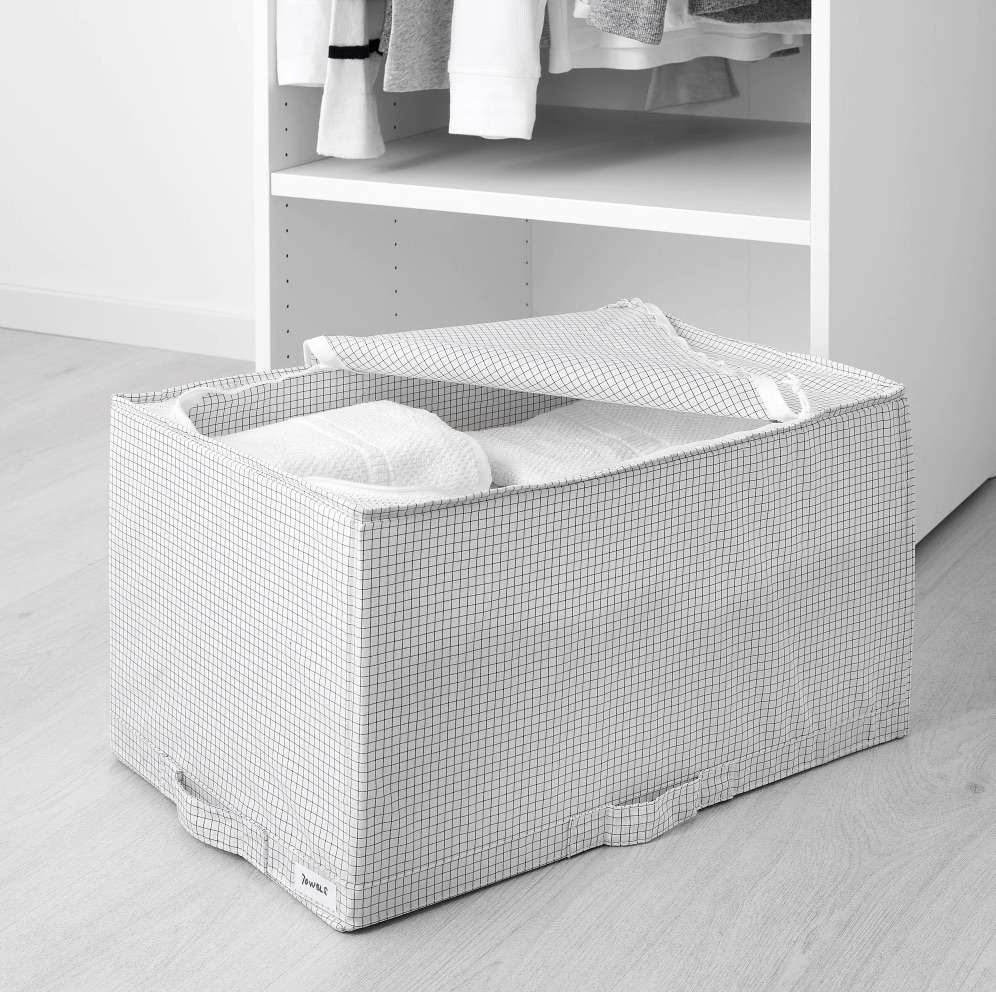 10 ikea bedroom storage ideas to clear the clutter and