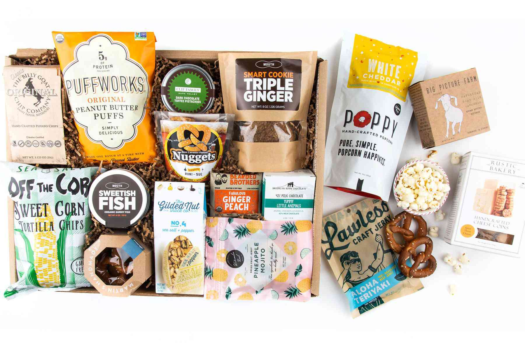 All the Snacks Gift Box
