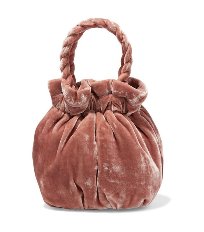 GRACE BAG DUSTY ROSE
