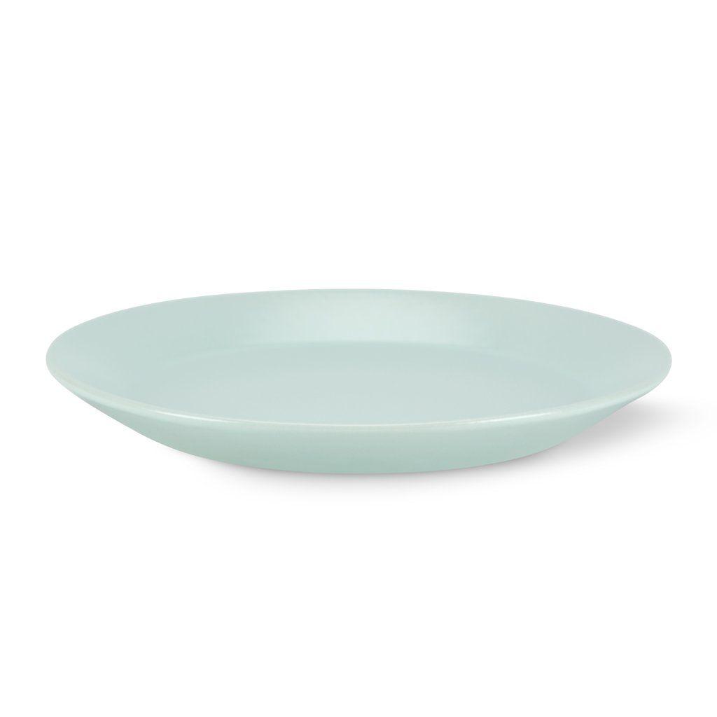 mint dinner plate
