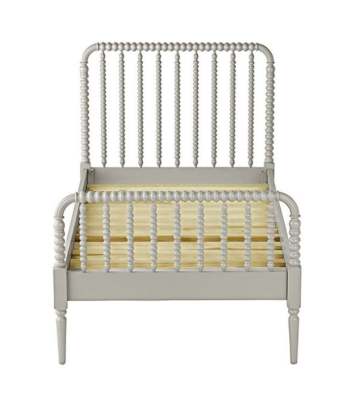 Jenny Lind Grey Twin Bed