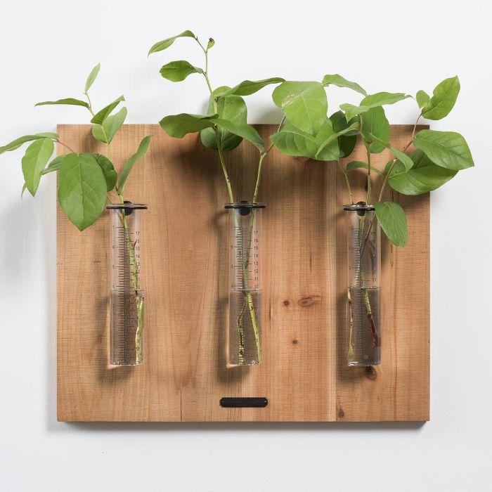 Magnolia Avery Rain Gauge Wall Vase