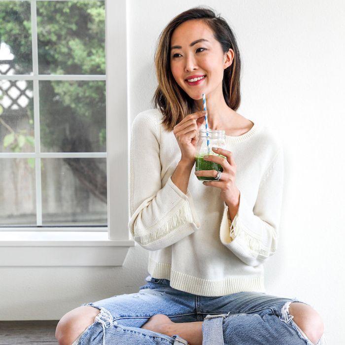 gut-cleanse diet—Chriselle Lim