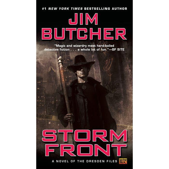 Storm Front de Jim Butcher