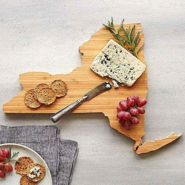 State cheese board by Uncommon Goods