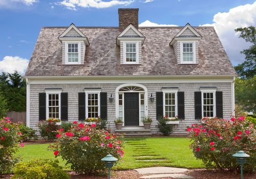 what is a cape cod home?