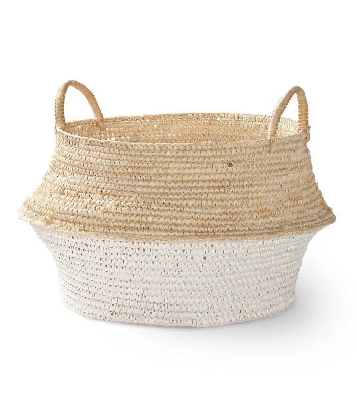 Round Belly Basket