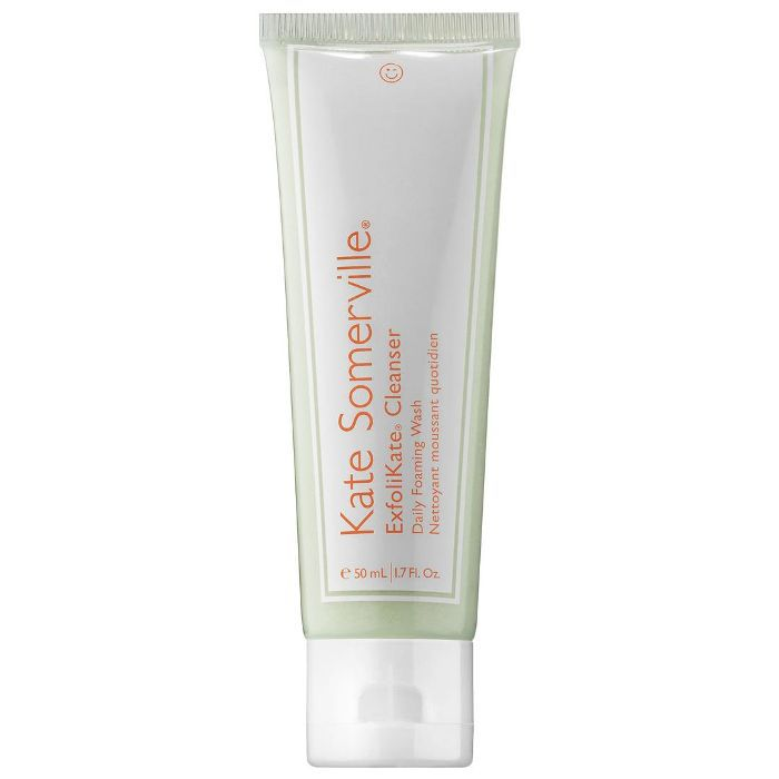 Kate Somerville ExfoliKate Cleanser Daily Foaming Wash Mini TSA Liquids Rules
