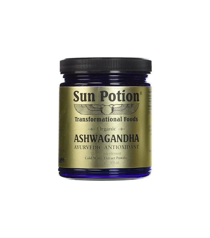 Sun Potion Organic Ashwagandha Root Extract