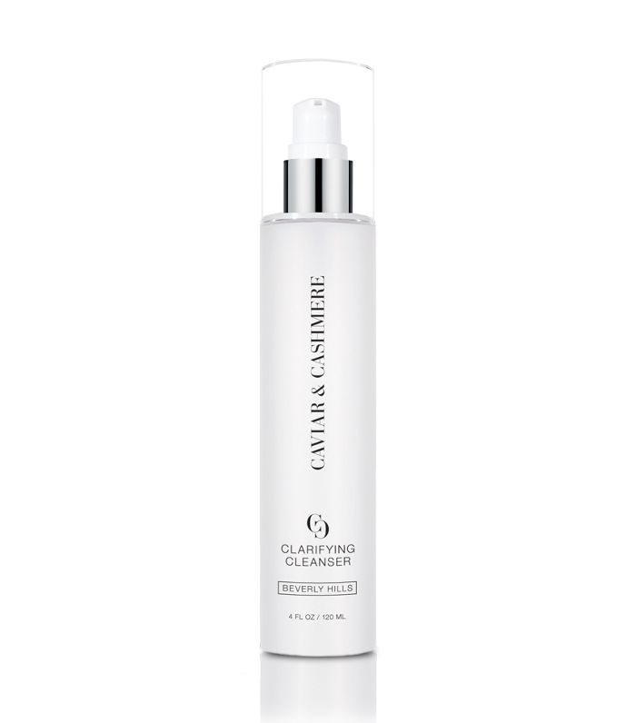 Caviar and Cashmere Clarifying Cleanser Best skincare products for 40 year olds