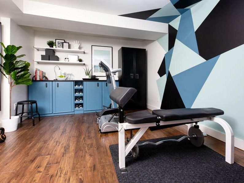 14 Home Gym Ideas To Make You Sweat In A Good Way