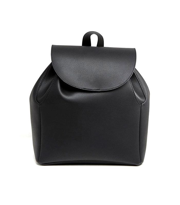 ASOS Soft Minimal Backpack