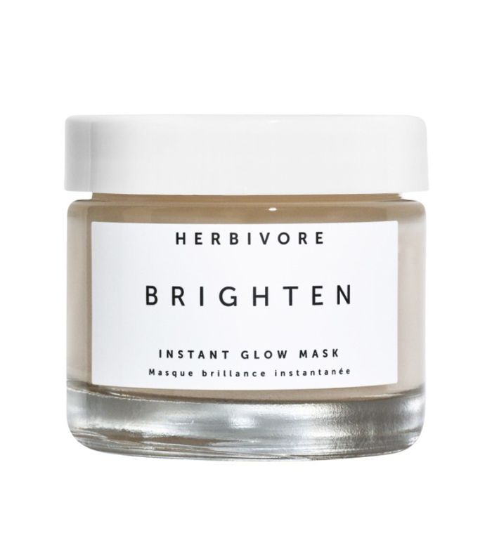 Brighten Pineapple Enzyme + Gemstone Instant Glow Mask 2 oz
