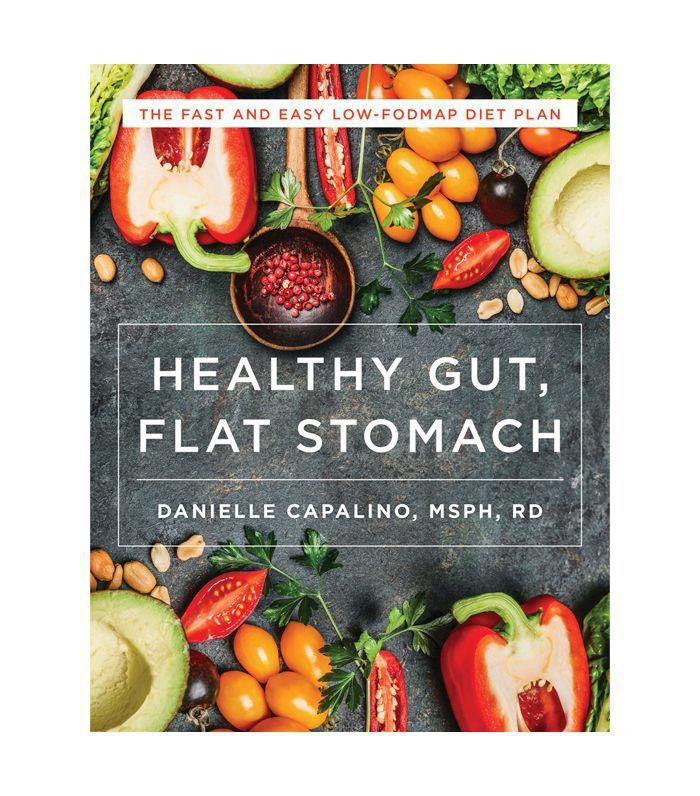 """Libro """"Gut saludable, estómago plano: el plan de dieta rápida y fácil con bajo contenido de FODMAP"""""""
