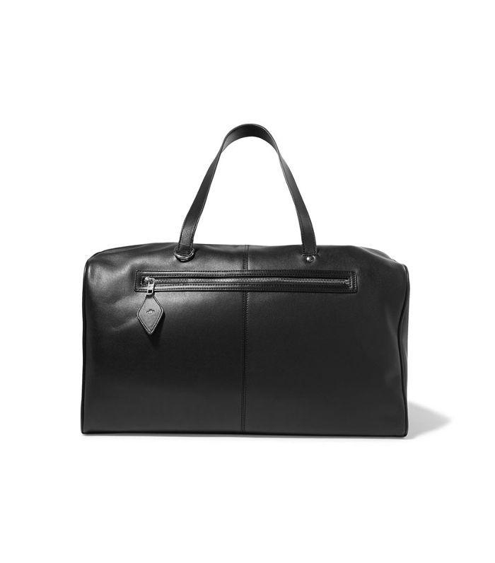 Zoobeetle Paris Paris-Chaon Leather Weekend Bag