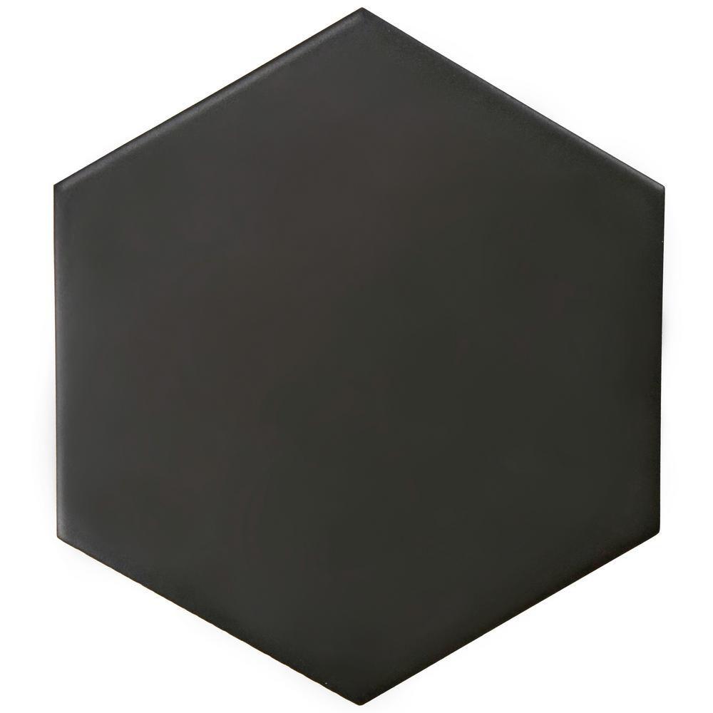 Nero—Bathroom Floor Tile Ideas