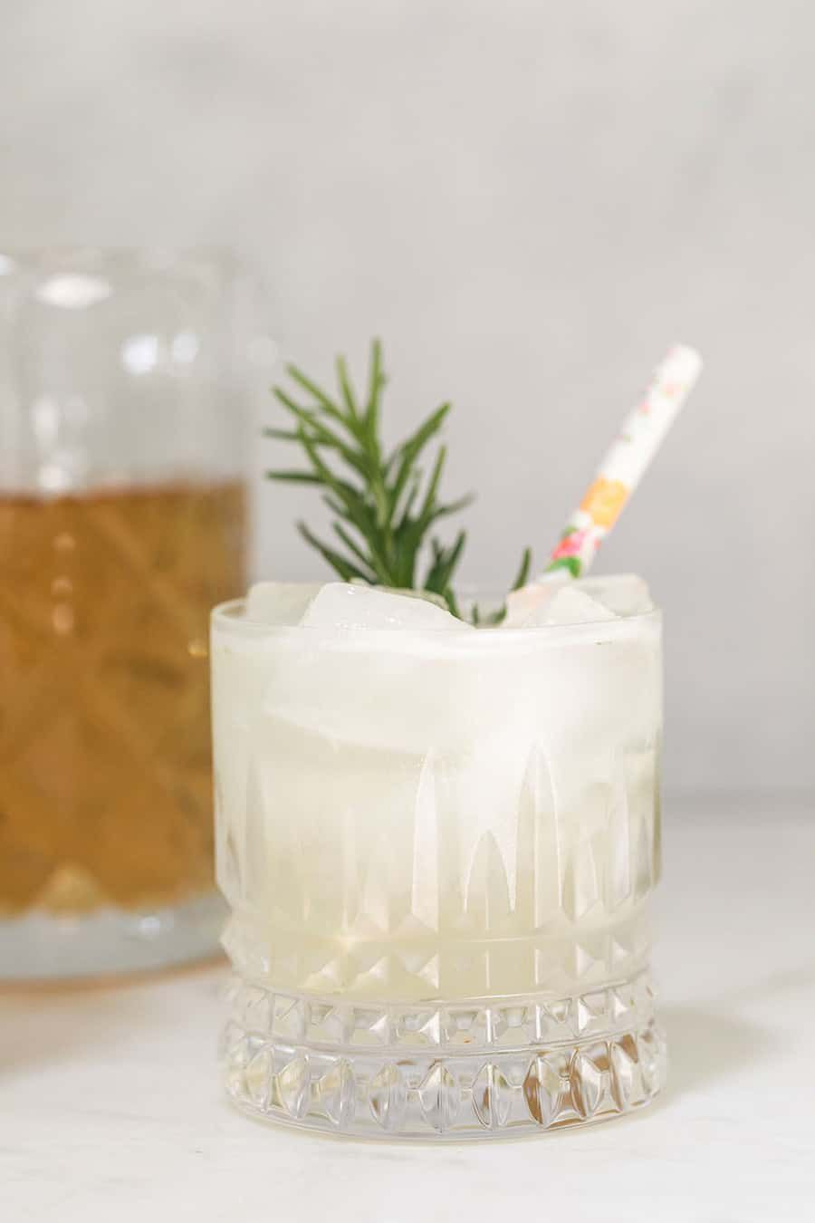 iced drink for summer