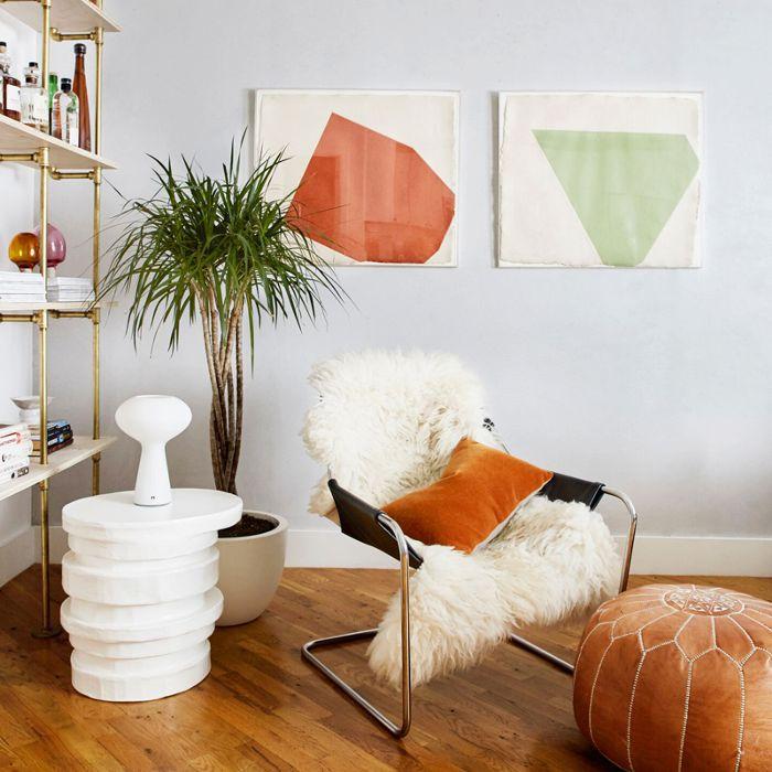 Interior designer Tali Roth's modern NYC loft