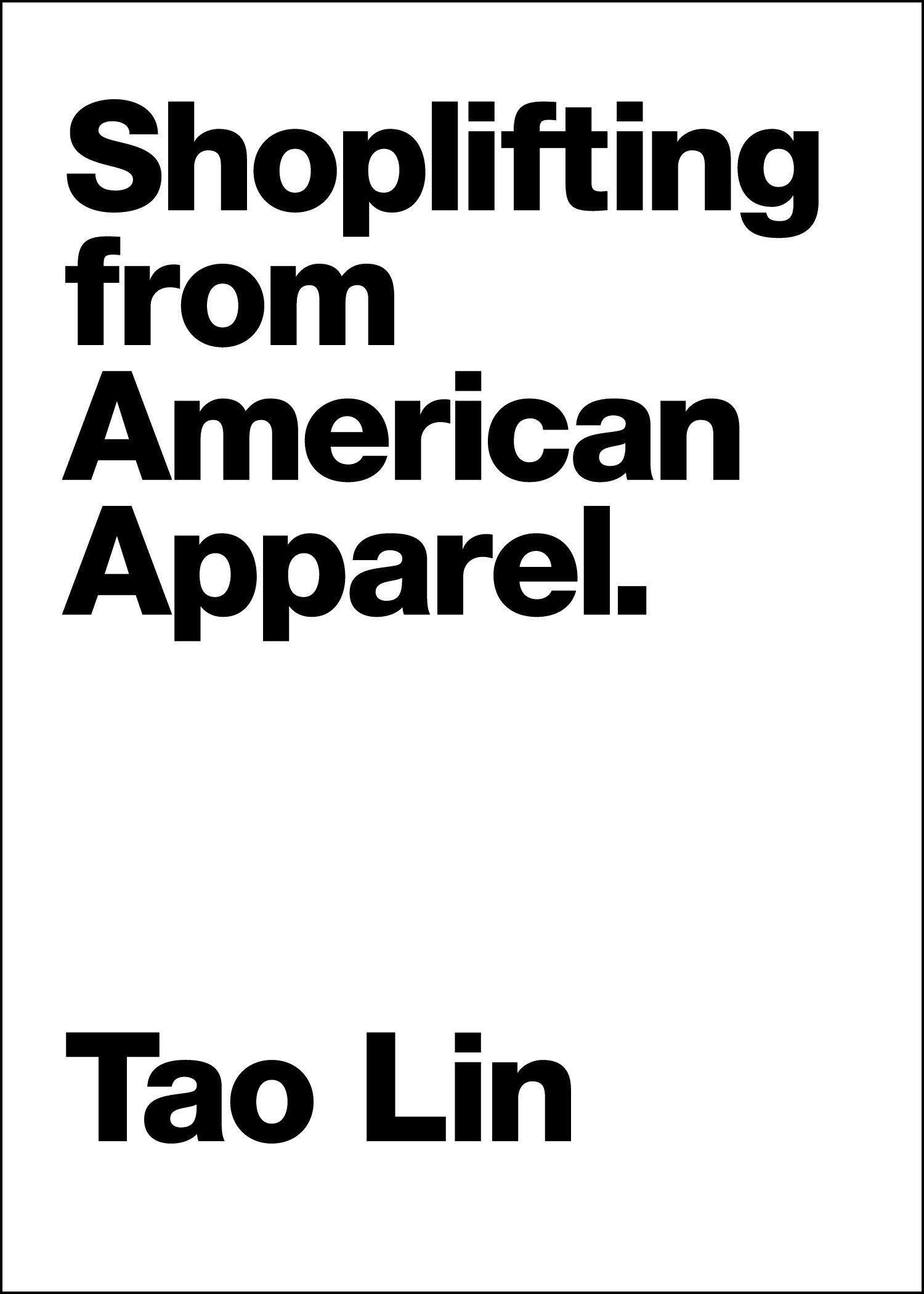 Robo en tiendas de American Apparel