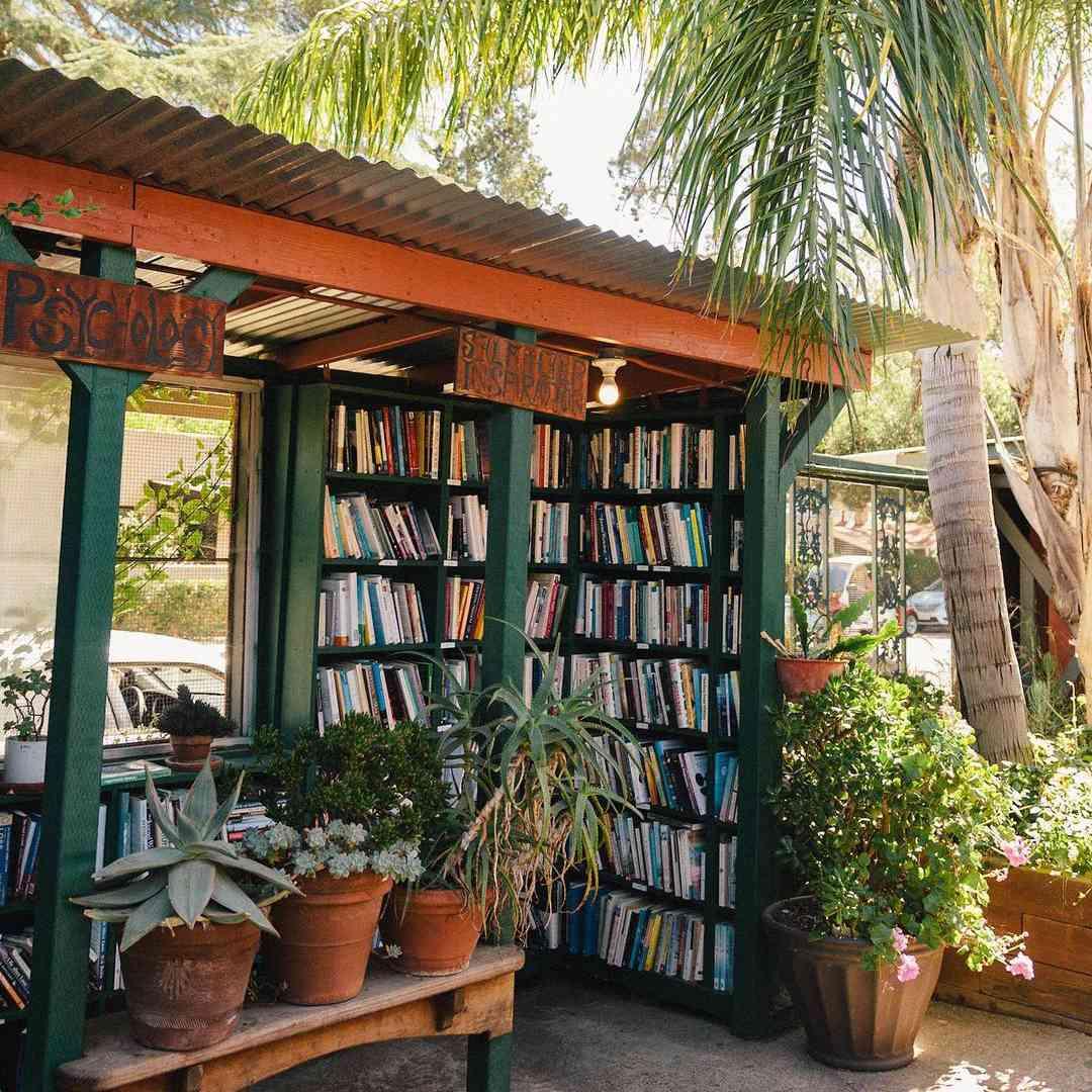 bookstore gazebo