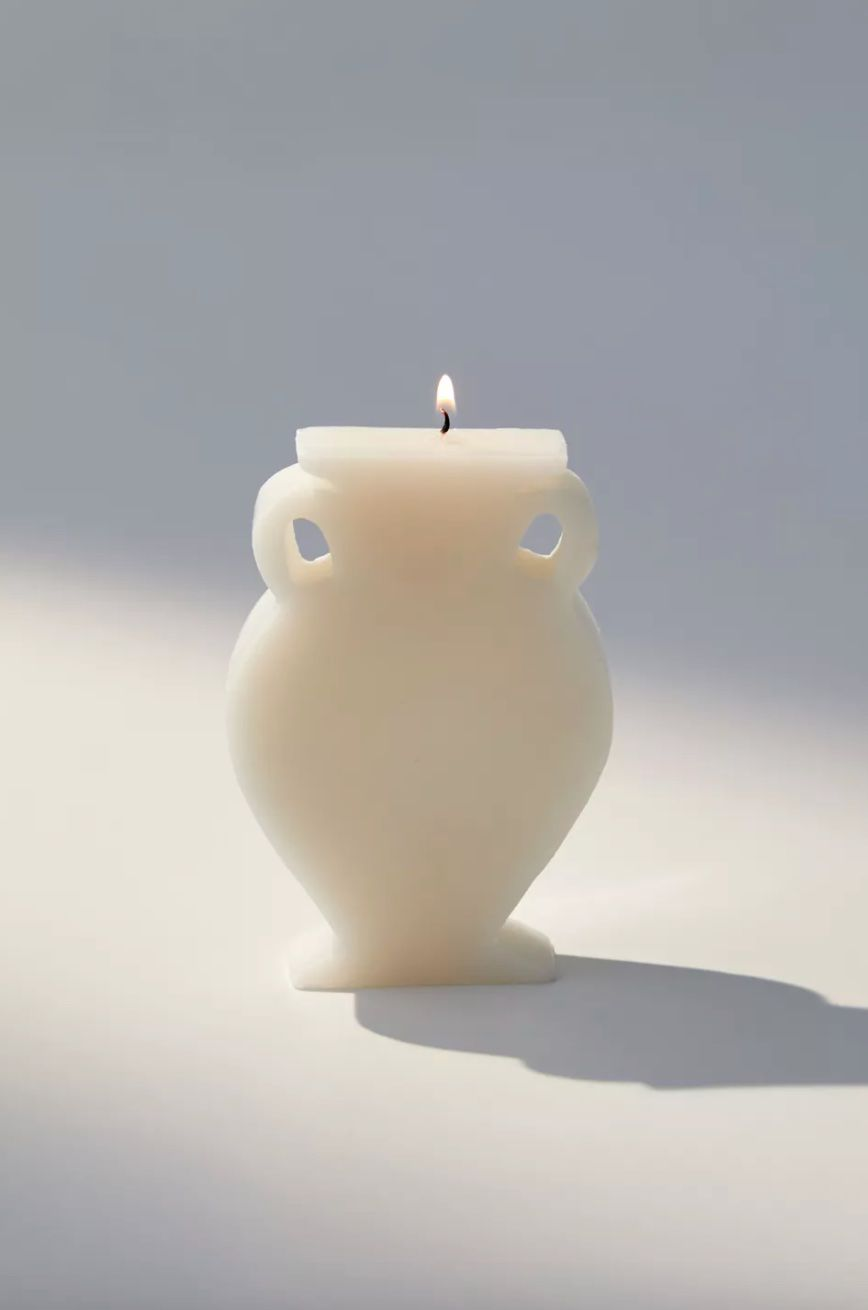 Vase Shaped Candle