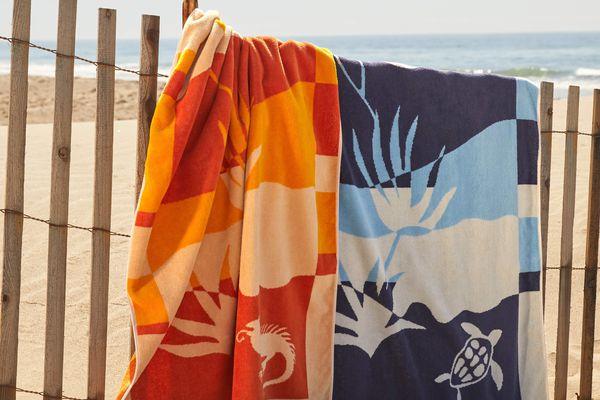 Brooklinen New Beach Towel