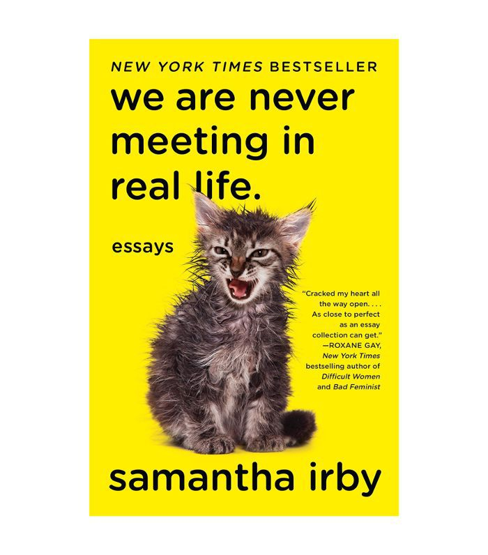 Samantha Irby We Are Never Meeting in Real Life. Smile Lines