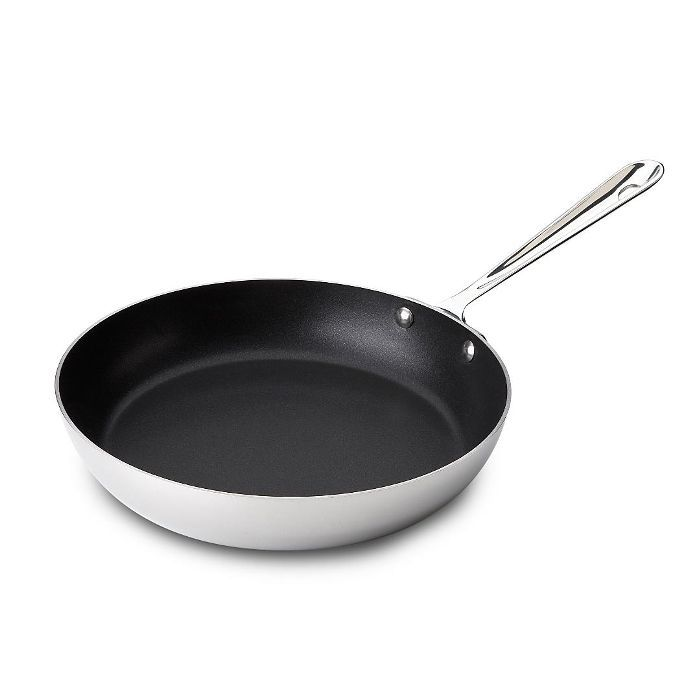 All Clad Stainless Steel Nonstick 11 French Skillet